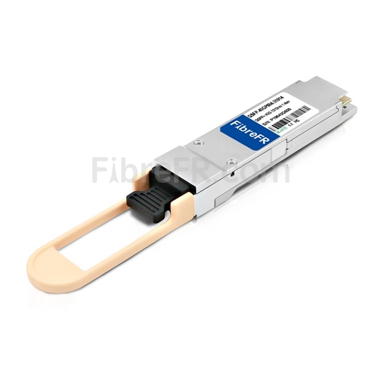 Image de MRV QSFP-40G-PIR4 Compatible Module QSFP+ 40GBASE-PLRL4 1310nm 1,4km MTP/MPO DOM