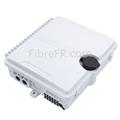 Image de FDB-0212A Boîte de Distribution Extérieure de Splitter PLC Blockless à Fibre Optique 1 x 8 sans Pigtails ni Adaptateurs