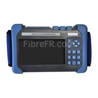 Image de Réflectomètre Optique Temporel (OTDR) Portable OTDR-3302F, 1310±10nm/1550±10nm, 32/30dB, avec Connecteur FC/SC