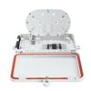 Image de FTB-112 Boîtier de Terminaison Optique Montage Mural 4 Ports sans Pigtails ni Adaptateurs